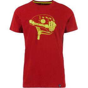 La Sportiva Helmet - T-shirt manches courtes Homme - rouge